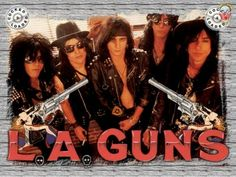 See L. Guns pictures, photo shoots, and listen online to the latest music. 80s Hair Metal, Hair Metal Bands, 80s Hair Bands, 80s Rock Bands, Rock And Roll Bands, Rock N Roll, Rock Music, My Music, Heavy Metal Rock