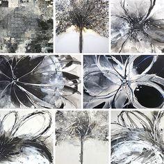 Black and white #art #painting #artist #artstudio #abstractart (scheduled via http://www.tailwindapp.com?utm_source=pinterest&utm_medium=twpin&utm_content=post101312727&utm_campaign=scheduler_attribution)