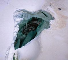 Google earth reveals Secret Alien base on Antarctica? ~ Mysteries of india