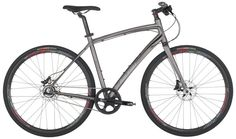 Raleigh Bicycles Cadent i11. It would be an expensive but great commuter bike