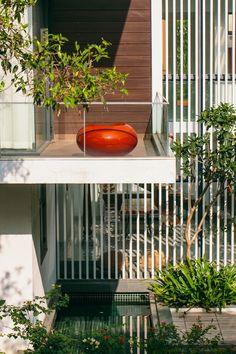 Courtyard House,© Tina Nandi