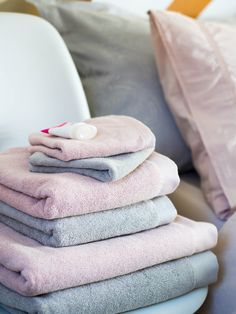 Christy Luxe Towels