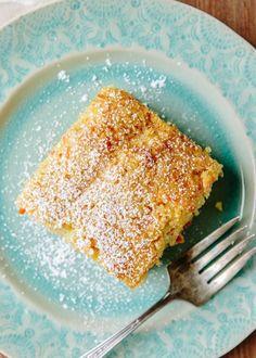 Something to try :: Domenica Marchetti's Carrot Polenta Cake