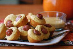hotdog cupcakes