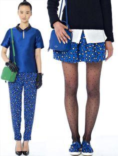 Kate-Spade-collezione-moda-pois