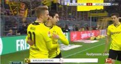 #Bundesliga il #BorussiaDortmund perde ancora contro l' #HertaBerlino 2-1. Guarda il video dei gol.