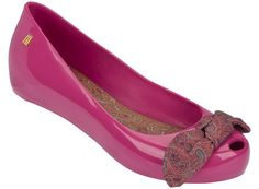 Melissa Ultargirl Sweet Vi (Rosa Pink Opaca)