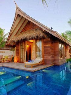 Island Cottage, The Maldives