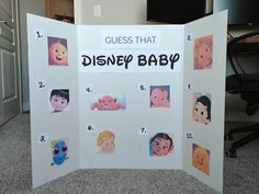 Baby Shower Game Ideas + FREE Printables Baby Shower Games – Disney Babies Related posts:What's In Your Phone Baby Shower Game, Whats In Your Phone, Rustic Baby Shower, Kraft Paper Game, Wo. Fotos Baby Shower, Idee Baby Shower, Fiesta Baby Shower, Shower Bebe, Baby Shower Stuff, Baby Shower Ideas Gifts, Baby Ahower Ideas, Baby Shower For Girls, Boy Baby Showers