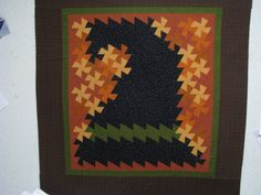 twister tool quilt patterns | Thread: Lil' Twister- Witches Hat