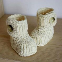 Love these baby booties