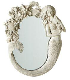 Mermaid Wall Mirror