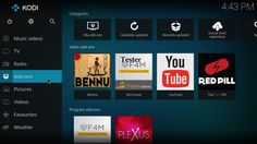 How To Install The Red Pill Add-on On Kodi – Your Streaming TV