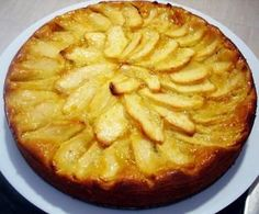 Discover recipes, home ideas, style inspiration and other ideas to try. Desserts Sains, Köstliche Desserts, Healthy Desserts, Dessert Recipes, Cake Recipes, Diabetic Recipes, Gluten Free Recipes, Cooking Recipes, Apple Recipes