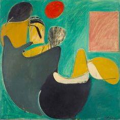 The Wave by Willem de Kooning / American Art