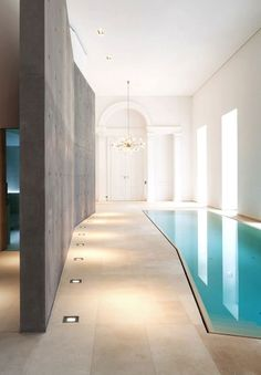 Sélection de #piscines intérieures / Palais Rasumofsky