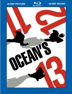 Twelve sucked but Ocean's Eleven & Thirteen were fun.  #mattdamon I loved the first movie so much too!