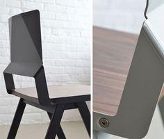 Lockwood Chair: een stoel die tegen een stootje kan.