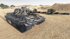 WoT E 50 M | 10.867 DMG | 1.472 EXP | 8 kills - Sand River