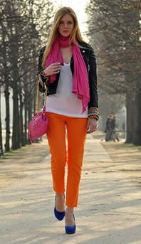 COLOUR BLOCKING FASHION :) that's all i can say....clearly i like it:)