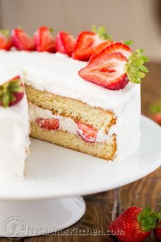 The famous moist Tres Leches Cake is now a two-layered cake perfect for any special occasion! like strawberry shortcake tres leches cake Tres Leches Cupcakes, Chocolate Tres Leches Cake, Tres Leches Cake Recipe Cuban, Food Cakes, Cupcake Cakes, Just Desserts, Delicious Desserts, Mexican Food Recipes, Dessert Recipes