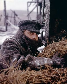Omar Sharif in Doctor Zhivago (David Lean, 1965)