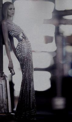 Tanya Dziahileva photographed by Sølve Sundsbø for Vogue Nippon