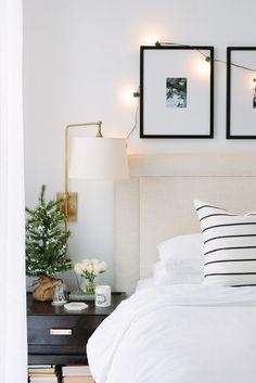 Home Alaina Kaczmarski Christmas Bedroom Décor, Home Decor Bedroom, Bedroom  Inspo, Guest Bedrooms