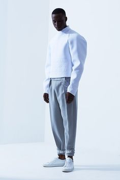 Bei Kuo Spring/Summer 2015 Lookbook, fashion, styling, style inspiration, menswear, retro
