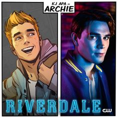 "23.2k Likes, 133 Comments - Riverdale (@thecwriverdale) on Instagram: ""From the world of Archie Comics, @kjapa is Archie on #Riverdale. Watch now on The CW App!"""