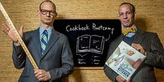 Get schooled in cookbook writing from Matt and Ted Lee, the pro writers  behind The Lee Bros. Charleston Kitchen. Learn their tips by reading more!