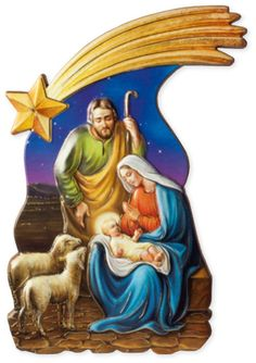 Religious Pictures, Jesus Pictures, Religious Art, Vintage Christmas Cards, Retro Christmas, Christmas Art, Christmas Nativity Scene, Christmas Scenes, Diy Diwali Decorations