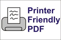 Make any web page print friendly