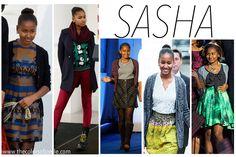 sasha obama style - Google Search