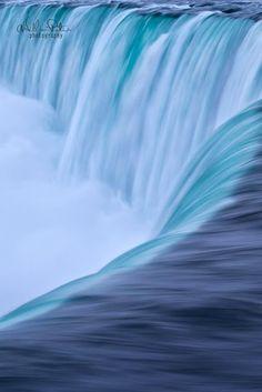 Close up shot of Niagara falls Canada.... #Relax more with healing sounds: