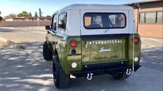 International Travelall, International Scout Ii, International Harvester Truck, Scout Truck, Scout 800, Utility Truck, Beach Cars, Land Rovers, Fuel Injection