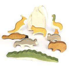 Baby Shower Gifts, Baby Gifts, Platypus, Australian Animals, Childrens Gifts, Wombat, Practical Gifts, Emu, Craft Gifts