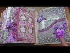 Heartfelt Creations Album Raindrops on Roses Pt 9 Final - YouTube
