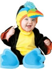 Baby Toucan Costume Deluxe-Party City
