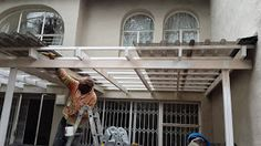 Patio Roof Installations and Repairs