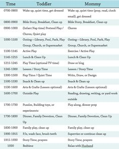 toddler-mommy-schedule