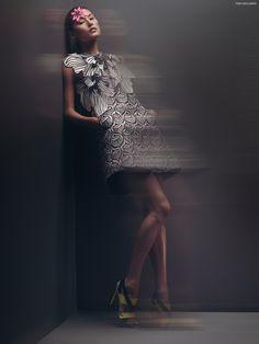 Dress Giamba Paris, Shoes Balenciaga