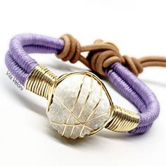Bracelets By Vila Veloni Gorgeous Quartz