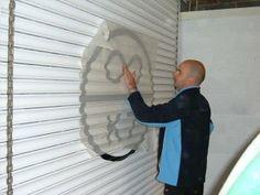 -The Bluebird Project Shutter, Blue Bird, Surfboard, Innovation, Projects, Art, Log Projects, Art Background, Blind