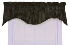 Tyvek Small Scale Diamond M Valance Window Curtain, Black by Ellis Curtain. Save 2 Off!. $26.54. Made in the USA; Dry clean recommended. Rich colors with small scale diamond pattern will bring a warm and inviting feel to any room. 7-Ounce 100-Percent cotton duck fabric for smoother draping effect; Natural color lined for fuller effect. 100% Cotton. Measurements 70-Inch overall width; 15-Inch overall length. Constructed with a decorative 3-Inch rod pocket and decorative 3-Feet header. Tyvek…