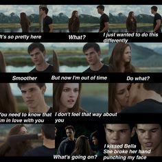 Twilight --> Eclipse ❤️