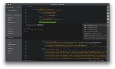 Try Adobe's free text editor for web design (Mac/Win/Linux)