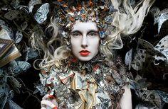 "Wonderland ""The Ghost Swift"" by Kirsty Mitchell, via Flickr"