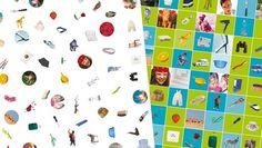 Afocal Bretagne. Un jeu pour le développement de la parole. Peut servir pour des enfants lecteurs ou non.
