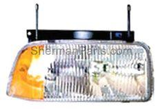 RH Headlamp Comp Type S-10/Sonoma Pickup 94-97; Jimmy 95-97